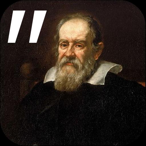 Galileo Galilei Quotes Pro 書籍 App LOGO-APP開箱王