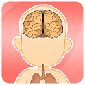 Kids Learning Anatomy Free icon
