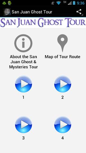 San Juan Ghost Tour