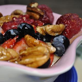 Paleo Honey Nut Berries