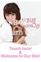 Screenshot of AKB48 TeamOgi
