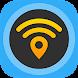 WiFi Map — Passwords