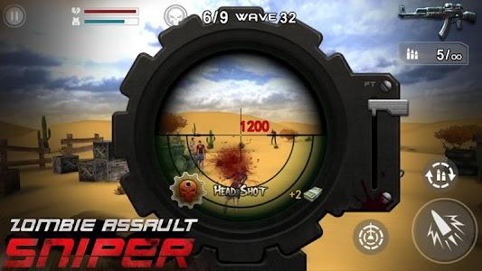 Zombie Assault:Sniper v1.13