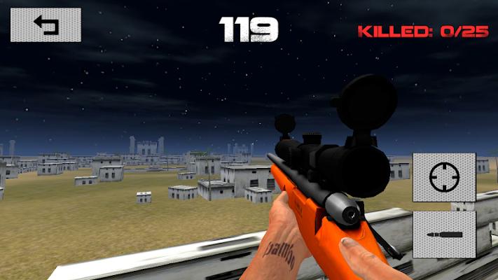 Pro Sniper Shooter 3D - screenshot