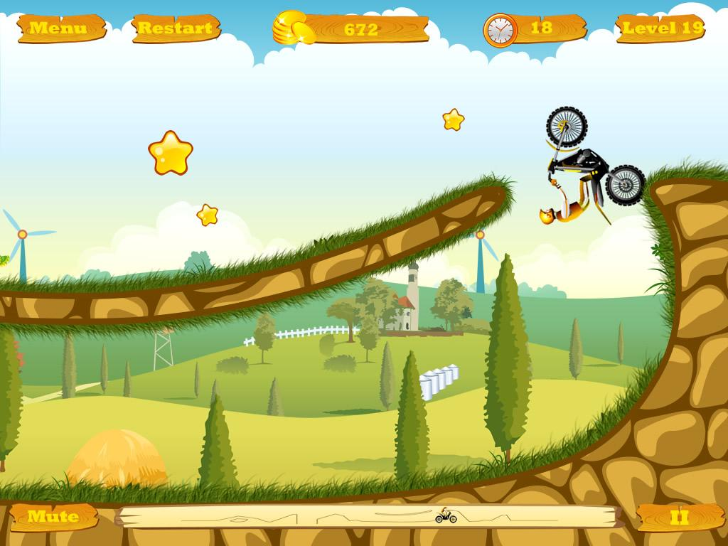Moto Race Pro - screenshot
