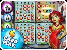 Screenshot of Bingo Blingo