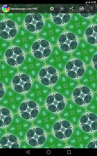Kaleidoscope Lime PRO- screenshot thumbnail