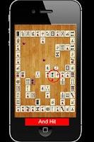 Screenshot of Mahjong and Ball
