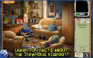 Screenshot of Bigfoot: Hidden Giant