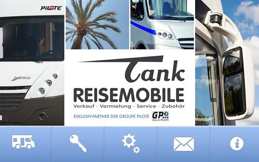 Tank Reisemobile