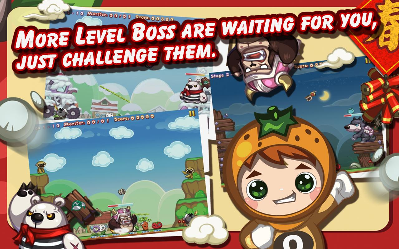 Fruit Heroes Lite- screenshot
