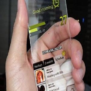 Transparent Live Wallpaper