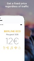Screenshot of Allocab Private Cab Driver