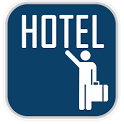 Cheap hotels & hostel deals icon