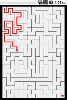 Screenshot of Maze Break-Out Free