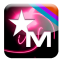 Pink Strobe Light - Go Theme icon