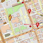 Warsaw Amenities Map (free) icon