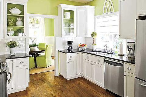 Kitchen Decorating Ideas Screenshot