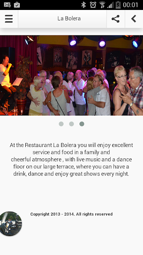 【免費生活App】Restaurante La Bolera-APP點子