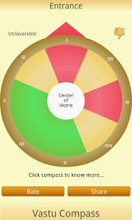 Vastu Compass - screenshot thumbnail
