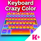 Keyboard Crazy Color