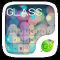 Free Z Glass GO Keyboard Theme download