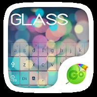 Free Z Glass GO Keyboard Theme 4.178.100.85