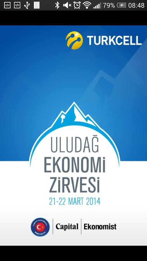 Uludağ Ekonomi Zirvesi - screenshot