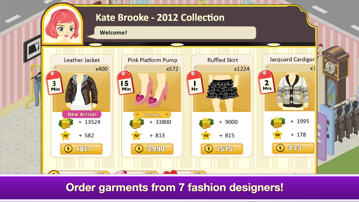 #16. Tap Boutique - Girl Fashion (Android)