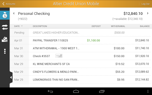 【免費財經App】Altier Credit Union Mobile-APP點子