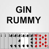 Gin Rummy For 2