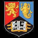 Birmingham University Map logo