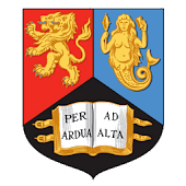 Birmingham University Map