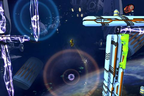 Inertia: Escape Velocity Lite- screenshot