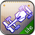 Paper Racing Cars Lite icon