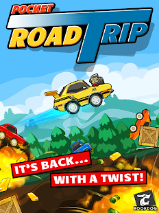 Pocket Road Trip- screenshot thumbnail