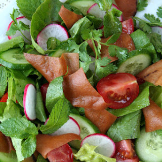 Recipe of Fattoush Salad
