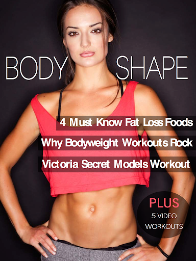 Body Shape Magazine