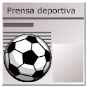Spanish sport press icon