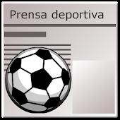 Spanish sport press