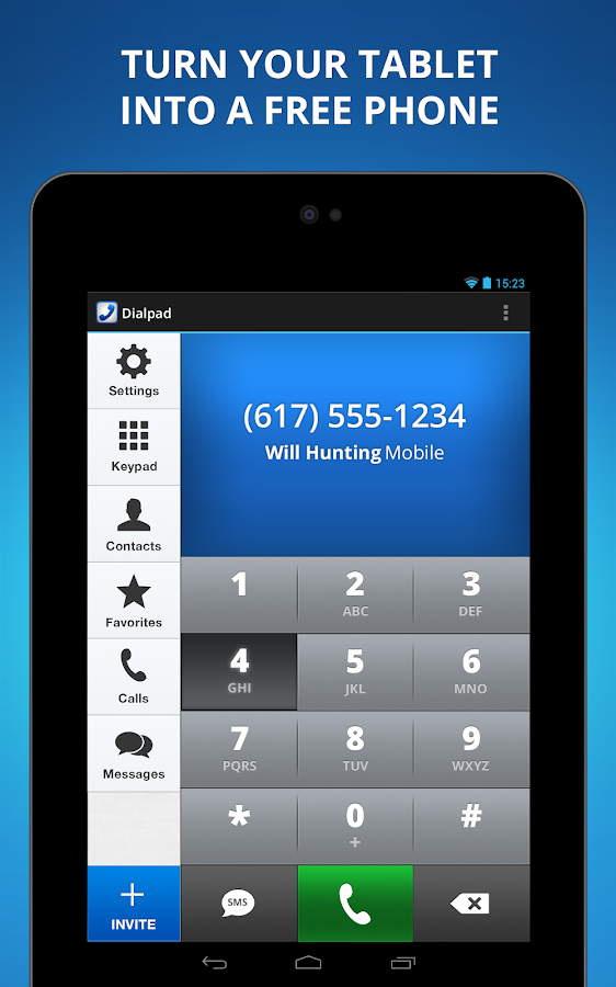 Talkatone Free Calls Amp Texting Android Apps On Google Play