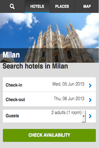 Milan Hotels Booking Cheap