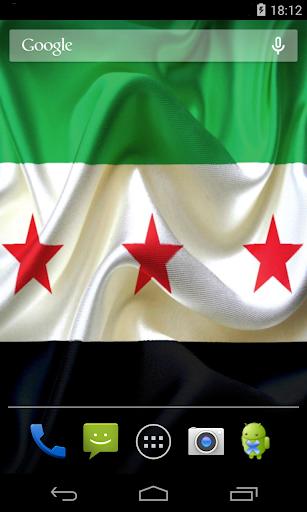 Magic Flag: Syria