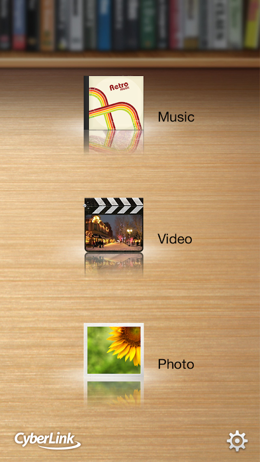 Power Media Player - screenshot