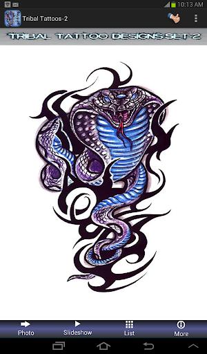 Tribal Tattoo Designs Set-2