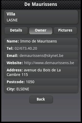 De Maurissens- screenshot