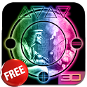 "Alchemy 2016 - ""Evolution 3D"" icon"