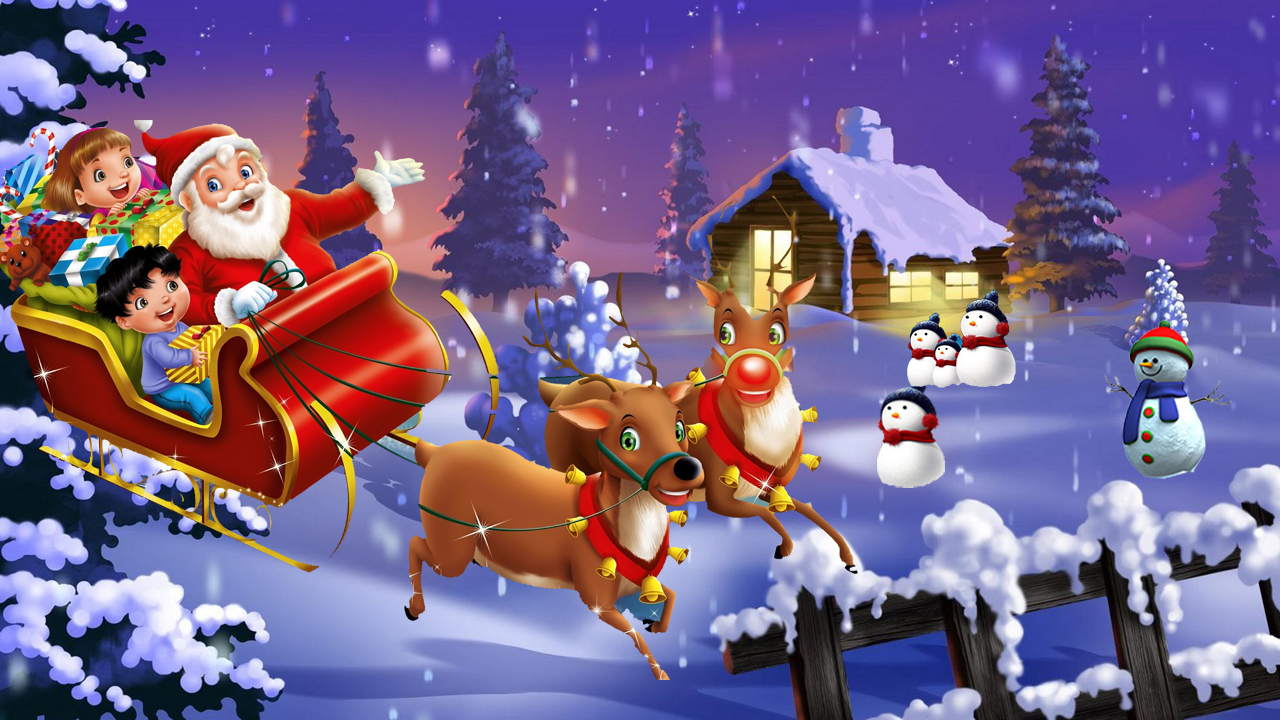 Christmas And Santa Claus Saga - screenshot