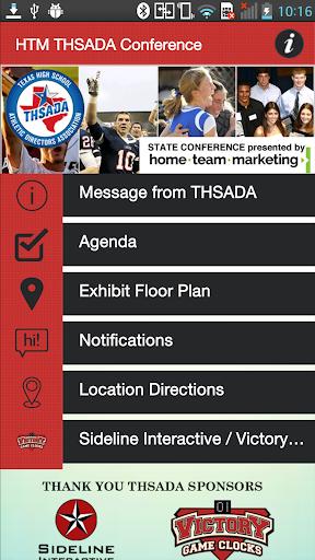 HTM THSADA Conference