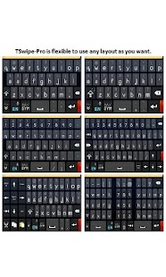 TSwipe-Pro keyboard- screenshot thumbnail